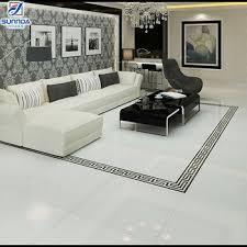 new model 24x24 solid rialto white color porcelain kajaria