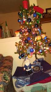My Dallas Cowboy Christmas Tree