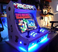 tiny arcade machine youtube