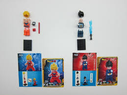 Dragon Ball Z Decorations by Lego Winter Village Cottage Idolza