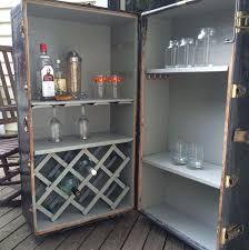 Industrial Loft Reclaimed Teak Trunk Bar Cabinet | Zin Home | No ... Best 25 Locking Liquor Cabinet Ideas On Pinterest Liquor 21 Best Bar Cabinets Images Home Bars 29 Built In Antique Mini Drinks Cabinet Bars 42 Howard Miller Sonoma Armoire Wine For The Exciting Accsories Interior Decoration With Multipanel 80 Top Sets 2017 Cabinets Hints And Tips On Remodeling Repair To View Further 27 Bar Ikea Hacks Carts And This Is At Target A Ton Of Colors For Like 140 I Think 20 Designs Your Wood Floating