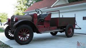 100 Inside A Fire Truck 1923 REO Speedwagon Barn Find Original Mechanically