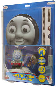 Thomas The Tank Engine Wall Decor by Thomas The Tank Engine Glow For Me Wall Sticker Blue Amazon Co