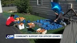 Lehner Pumpkin Farm by Blue Pumpkins In Demand After Officer U0027s Death Wkbw Com Buffalo Ny