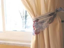 Antler Curtain Tie Backs by 64 Diy Curtain Tie Backs Guide Patterns
