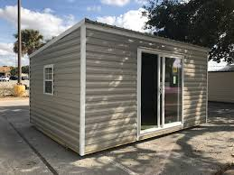 The Garden Shed Homosassa Fl by Single Slope Lean To Robin Sheds