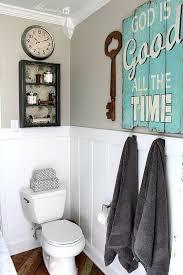 Guest Bathroom Wall Decor Modern Home Decor