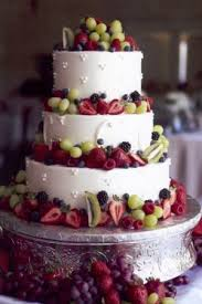 Cakes Decorated With Fruit by The 25 Best Fruit Wedding Cake Ideas On Pinterest Wedding