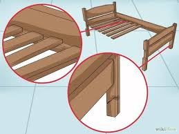 learn how to do anything how to fix a squeaking bed frame