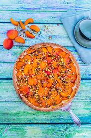 einfache aprikosentarte wahlweise glutenfrei