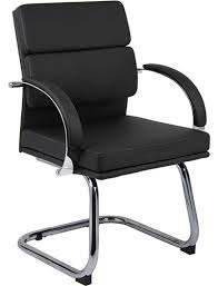 Modern Guest Chairs Designer Black or White fice Chairs