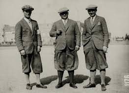 Knickerbockers Are From A Bygone Era And Almost Never Worn In The US Today Except When They Emerge As Usually Brief Limited Fashion Trend