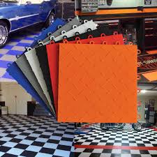 truelock cheap garage floor tile alternative