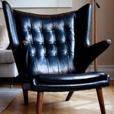 Hans Wegner Papa Bear Chair Replica by Wyeth A Temple Of Midcentury Modern Design Seeks New Wallets