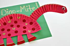 Paper Plate Valentine Crafts