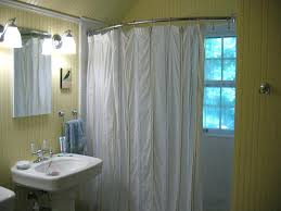 Curved Curtain Rod Kohls by Oil Rubbed Bronze Christmas Shower Curtains Kohls Shower Ideas