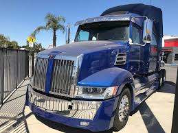 100 Straight Trucks For Sale With Sleeper 2018 Western Star 5700XE Semi Truck Whittier CA