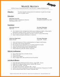 Sample Resume For Nursing Lecturer Job Best Imposing Tutor Cv English University