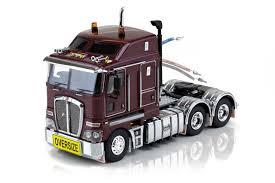 100 Toy Kenworth Trucks Diecast S New Drake 150 K200 Cab Burgundy Spare