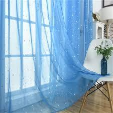 farbverlauf schlaufenschal vorhang gardine gardinenschal