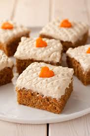 Carrot Cake Bars with Browned Butter Cream Cheese Frosting Cooking Classy