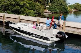 210 deck boat bayliner boats