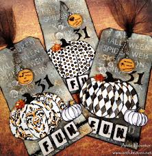 Grandin Road Halloween Catalog by The Artful Maven Haven October 2014