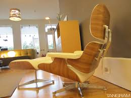Eames Lounge Chair And Ottoman In 'snow' Leather And Black ... 12 Things You Didnt Know About The Eames Lounge Chair Why Are The Chairs So Darn Expensive Classic Chair Ottoman White With Black Base Our Public Bar Hifi Wigwam Vitra Walnut Black Pigmented Lounge Chair Armchairs From Architonic Version Pigmentation Nero 84 Cm Original Height 1956 Alinium Polished Sides Conran Shop X Departures Magazine
