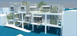 100 Sea Container Accommodation Container IF WORLD DESIGN GUIDE