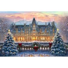 Thomas Kinkade Christmas Tree For Sale by Beyond Summer Gate U2013 Limited Edition Art The Thomas Kinkade Company