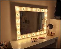 lighted bathroom wall mirrors 盪 inspirational ikea malm etsy
