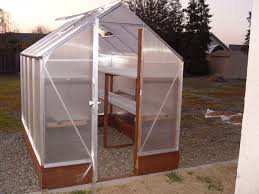 Harbor Freight Storage Shed by Building And Improving The Harbor Freight 6x8 Greenhouse Gardens