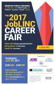 JobLINC SHRM WIN Career Fair 2017 Flyer 1