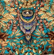 Cross Stitch Diamond Painting Mosaic Kits Picture Rhinestones Home Decor The Owls Diy Embroidery