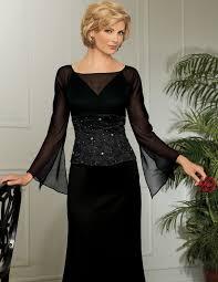 mother of the bride dresses bride dresses black color makes