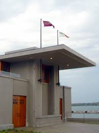 100 Boathouse Architecture Frank Lloyd Wrights Fontana HHL Architects