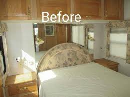 Diy My 22 Rv Makeover Home Improvement