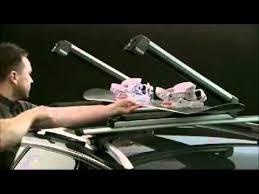 porte skis sur barres de toit thule deluxe disponible sur norauto