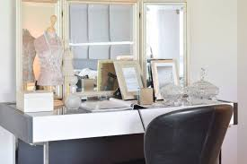 why a makeup desk with a mirror and lights is the right choice for