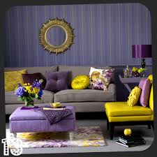 Grey And Purple Living Room Curtains by Bedroom Glamorous Living Room Design Fireplace Purple And Gray