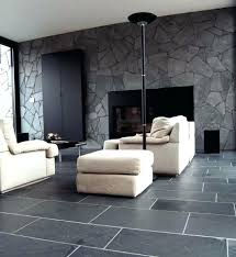 Tile Designs For Living Room Floors Captivating Floor Tiles Ideas Black Limestone