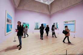 david hockney at tate britain a must see 60 year retrospective