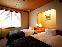chambre avec bain chambre japonaise ou occidentale de style avec bain en plein air