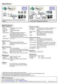 100 Amit Inc Wireless M2M Series IDG500AM0T001 M2M Cellular Gateway
