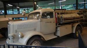 WWII GERMAN TRUCKS IN LIBERTY PARK OVERLOON NL: - YouTube