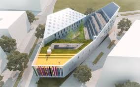 100 Jds Architects Gallery Of Euralille Youth Centre JDS 26