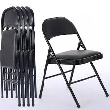 Details About 4Pcs Black Folding Chairs Fabric Upholstered Padded Seat  Metal Frame Home Office Slim Folding Ding Chair Steel Folding Chair With Twobrace Support Graphite Seatgraphite Back Base 4carton Vintage Metal Gaing Clamp Zinc Designed For 78 Tube Frame Directors Style Iron Frame And Wooden Top New Port Ding Yacht Genuine Leather Chairiron And Chaircafe Buy Restaurant Chairgenuine Chairs Zimtown 8 Pack Fabric Upholstered Padded Seat Home Office Walmartcom Amazoncom Easty Alinum Alloy Storage Bag Outdoor 4 Pack Black Wood Vinyl