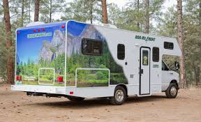 100 Truck For Hire Small Class C Motorhome RV Rental Cruise America