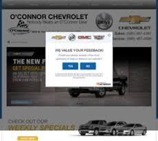 O connor Chevrolet pany Profile