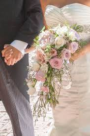 Shower Or Waterfall Bouquets Can Be Rustic Contemporary Traditional They Take Much Longer To Make Than Hand Tied So Are Often A More